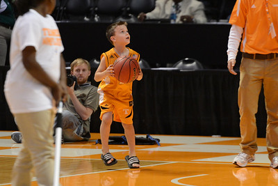 Lady Vols Basketball Contest (Nov. 25, 2012)