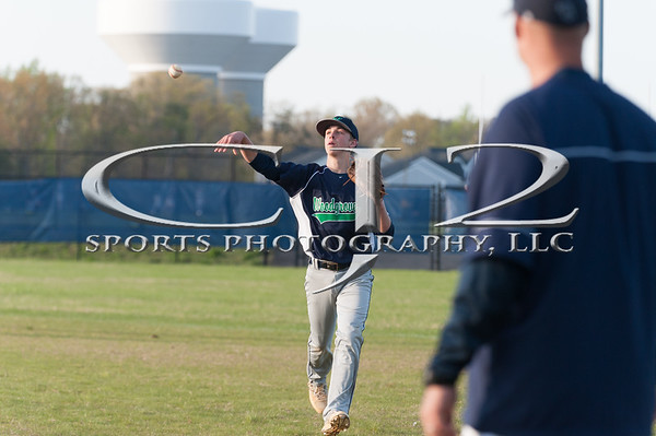 4-24-2015 Woodgrove at John Champe Baseball (Varsity)