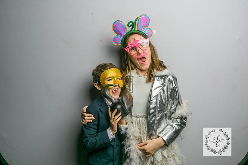 Sarah Beth + Cole's Wedding Photobooth March, 9th, 2019