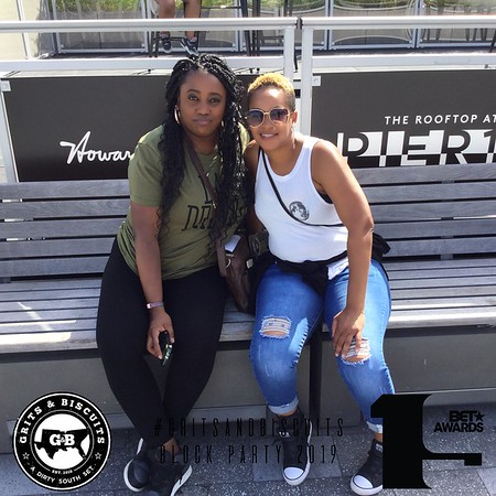 E. Z. Mo Breezy Grits & Biscuits Block Party NYC Photos