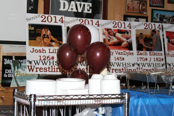 wrestling 2014