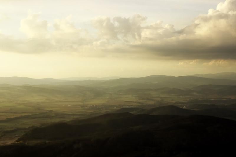 Pohled směrem k Šumperku