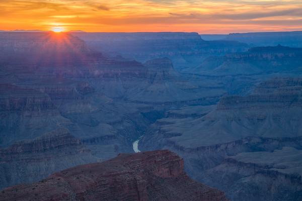 Grand Canyon Hike 2018