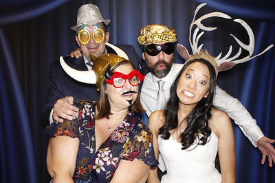 Wing and Steve's Wedding 7.26.19