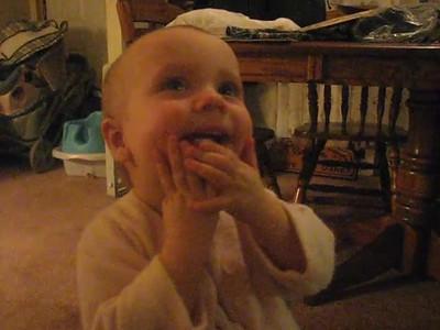 Baby Kathryn