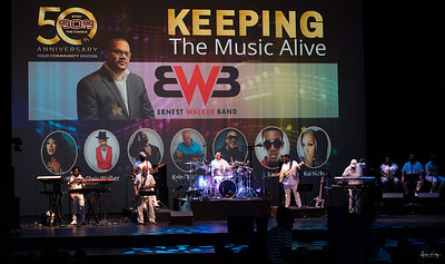 """KTSU 50th Anniversary """" Keeping The Music Alive """" Concert"""