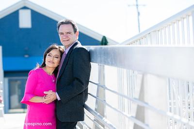 Claudia & Andrew