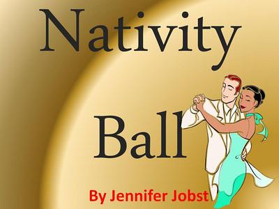 Nativity Ball by Jennifer Jobst