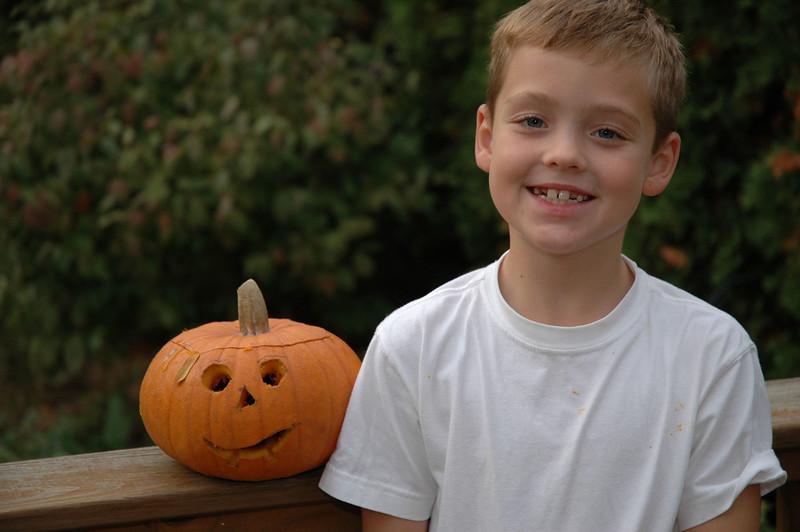 Jack's Little Pumpkin.JPG