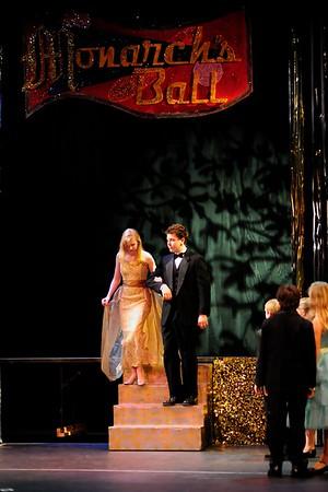 2007 - 2008 Wesleyan Middle School Play - Cinderella - Dress Rehearsal