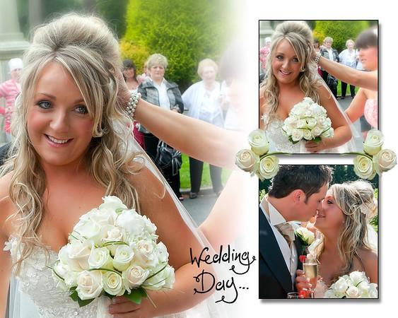 Wedding photobooks Album page layouts