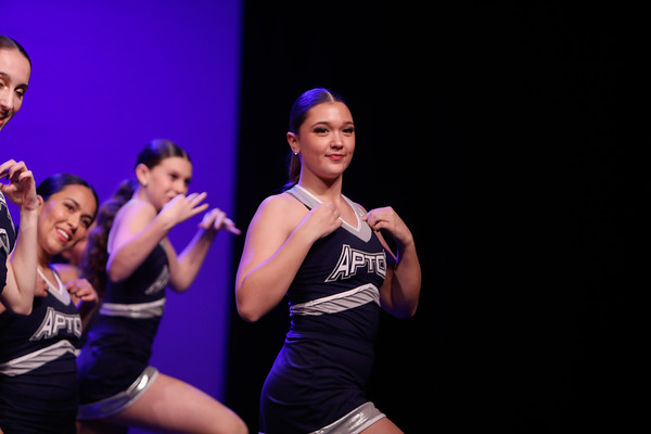 2018 Dance Team Recital Show 1