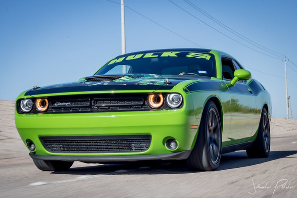 Rollers for United muscle car family
