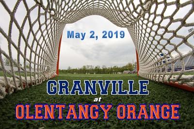 2019 Granville at Olentangy Orange (05-02-19)