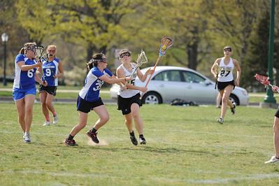 Army vs Delaware 4-14-2012