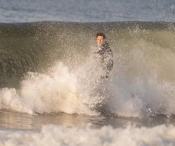 Surfing Long Beach 4-22-19