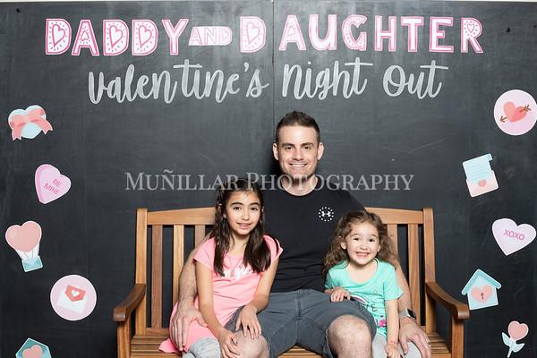 McKenna's Daddy & Daughter Valentine Night Out