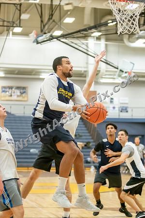 2020 01 02 Clarkston Varsity 1st Annual Alumni Basketball Game