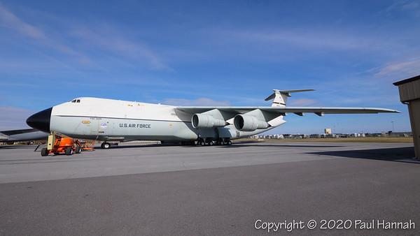 Air Mobility Command Museum - Dover, DE 2020