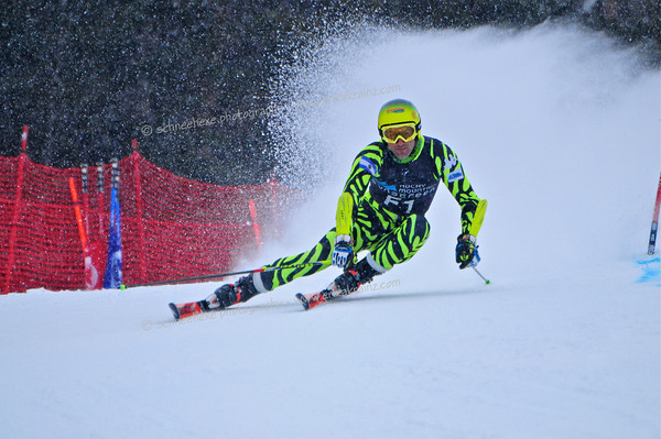 12-2-13 NorAm GS at Loveland - Run #2