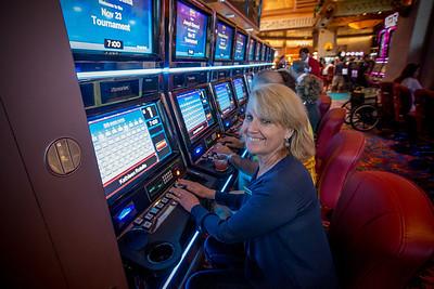 November 23, 2013 Rendezvous Slot Tournament