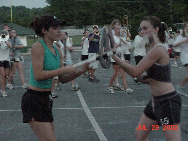 2002-07-29: Band Camp (Day 7)
