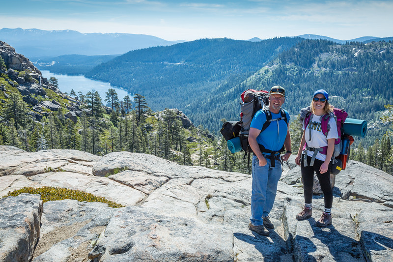 Donner Lake Backpackers