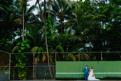 Liz and Daniel // Hakalau Wedding