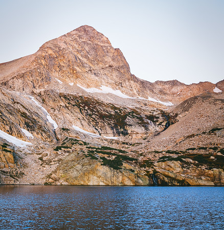 Blue Lake Indain Peaks