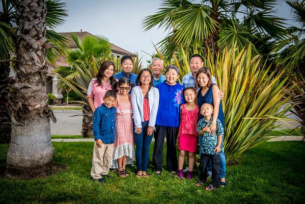Nakamura and Liu Family