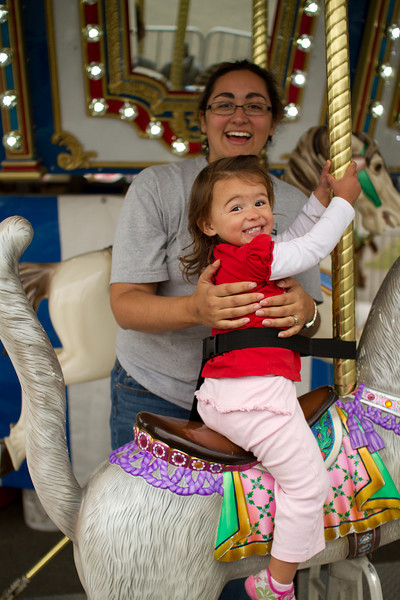 On the Merry-go-Round