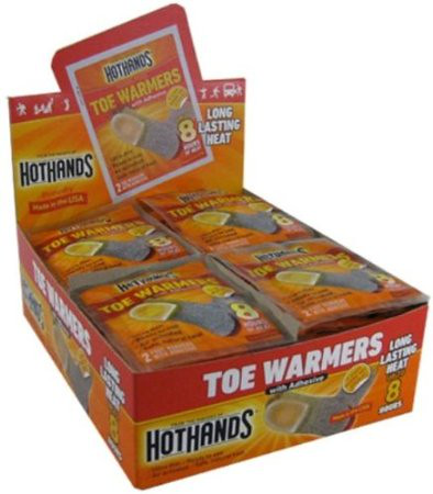 HotHands hand, foot and toe warmers
