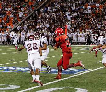 Kahuku vs Farrington 9/29/2012
