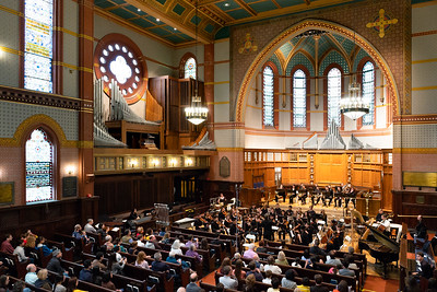 Greater New Haven Youth Ensembles, Battell Chapel - 5/12/2018
