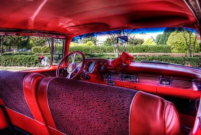 classic car HDR
