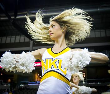 NKU Dance and Cheer Team 1-3-2015