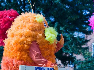 Towns Homecoming Parade