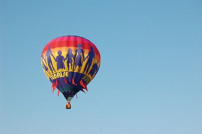 26th Annual Sunrise Community Hot Air Balloon Race
