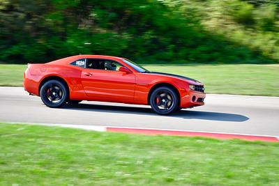 2021 SCCA TNiA  Aug 27 Pitt Int Red Camaro