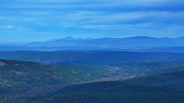 Talimena Scenic Drive and the Ouachita National Forest