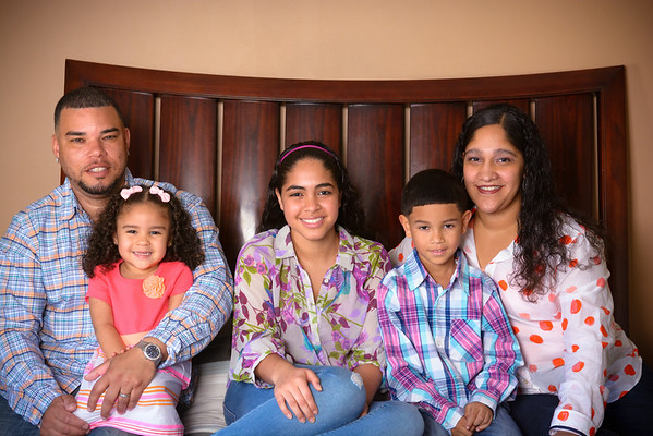 Ortiz Family Portraits