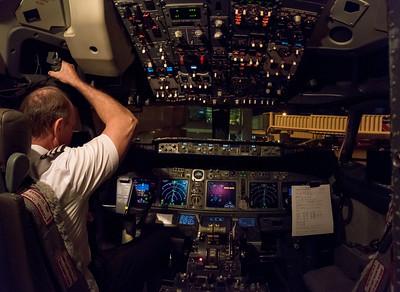 4. Flight to BWI