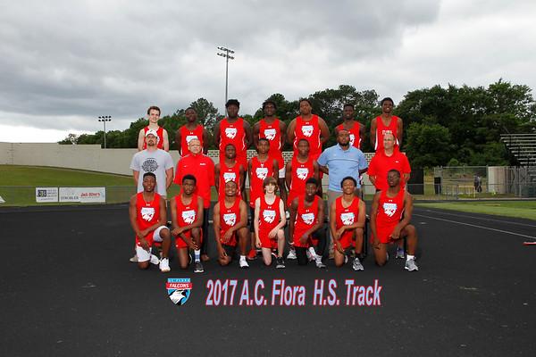 2017 Boys Track