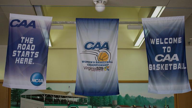 CAA Semifinals  3/10/12