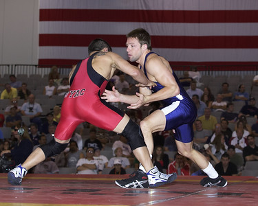 Greco-Roman Championships 60 Kg Joe Warren (NYAC) def.Joe Betterman (NYAC / USOEC)