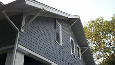 Roof Drama - Sept. 2013