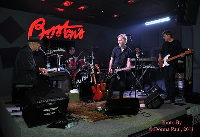 LIVESAYS CD Release Party at Bostons 1