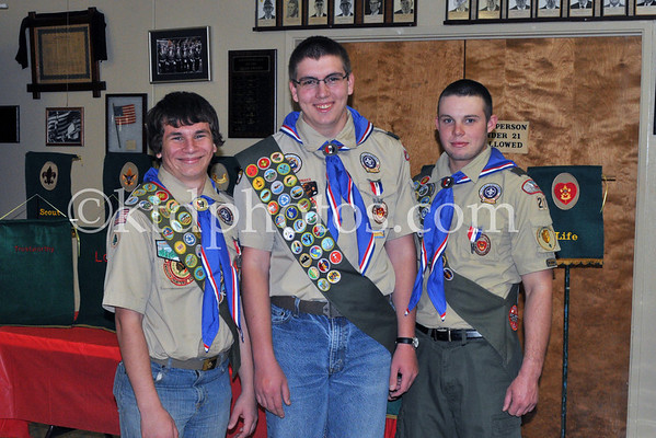 Eagle Scout Honor Court