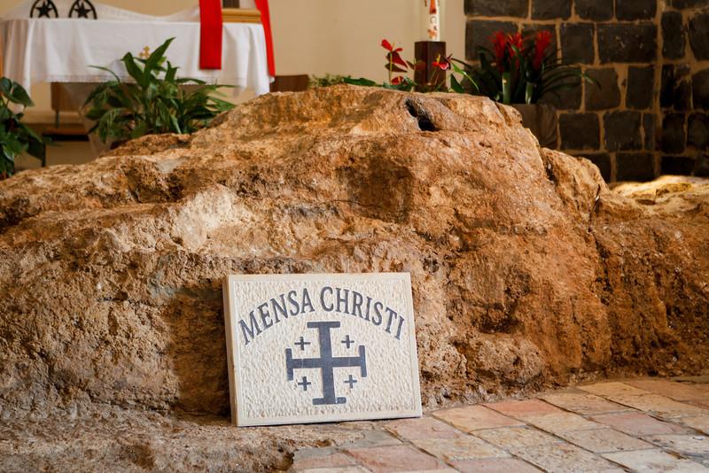 Primacy of Peter/ Mensa Christi