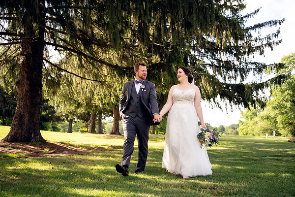 Emily and Tim - Formals and Bridal Party
